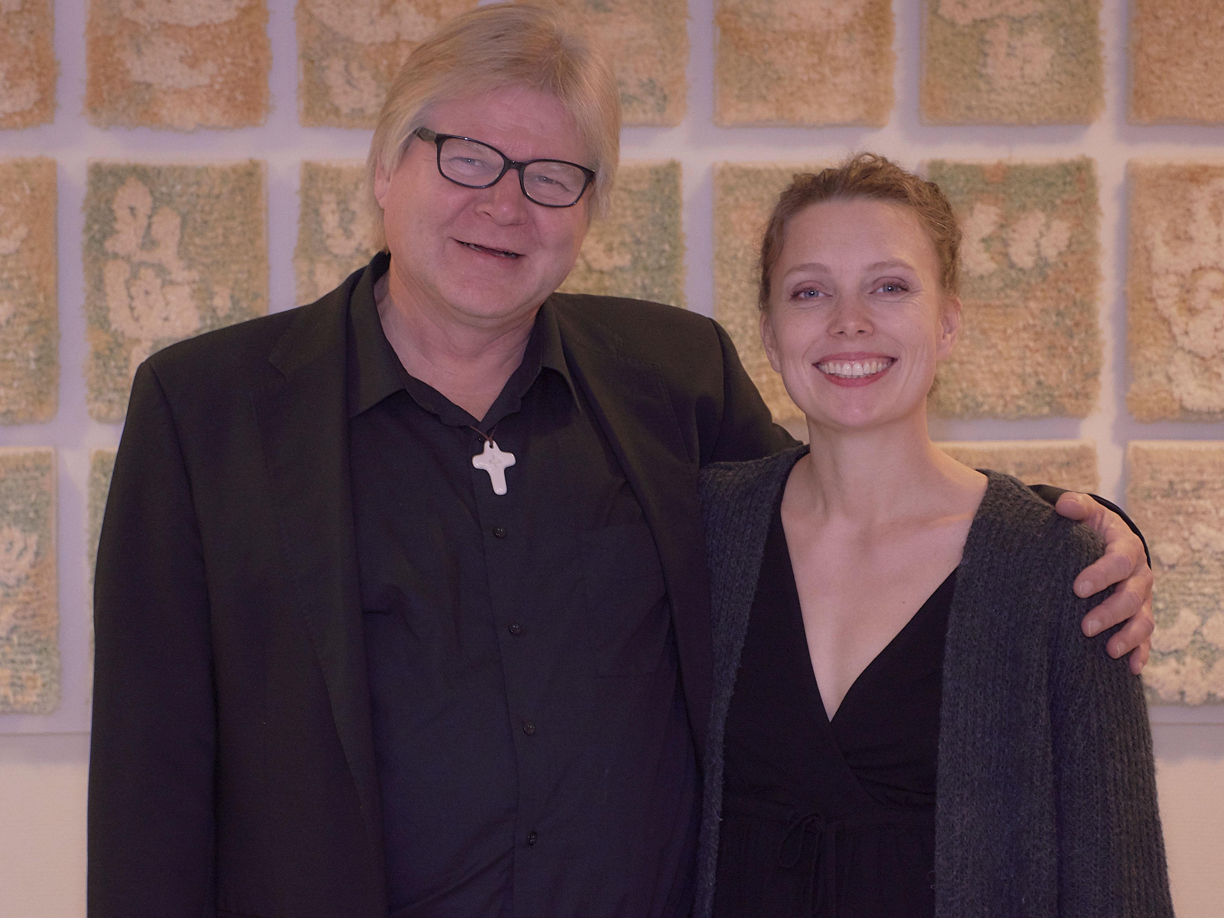 Arto Myllärinen & Reetta Hulmi